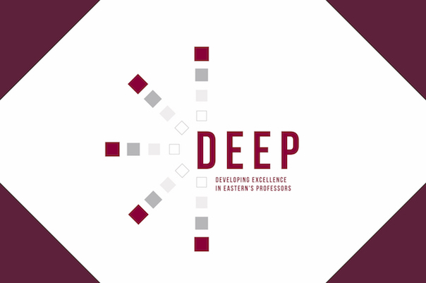 DEEP cover logo