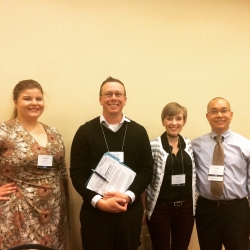 Consultants Present at National Honors Conference