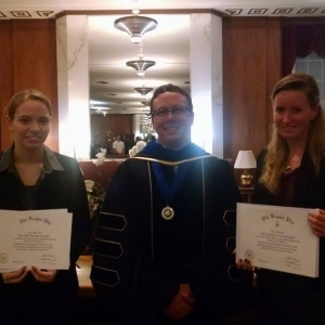 Noel Studio Students Inducted into Phi Kappa Phi