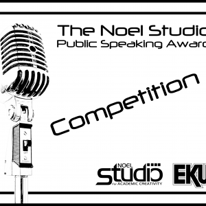 Noel Studio Public Speaking Award Competition