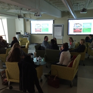 Noel Studio Hosts Joint Training Seminar with UNCG Digital ACT Studio