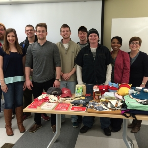 CRE 201 Students Meet with Innovators