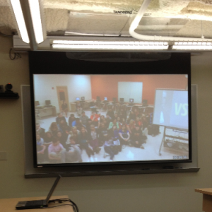 Williamsburg Students Gather for ITV Consultations