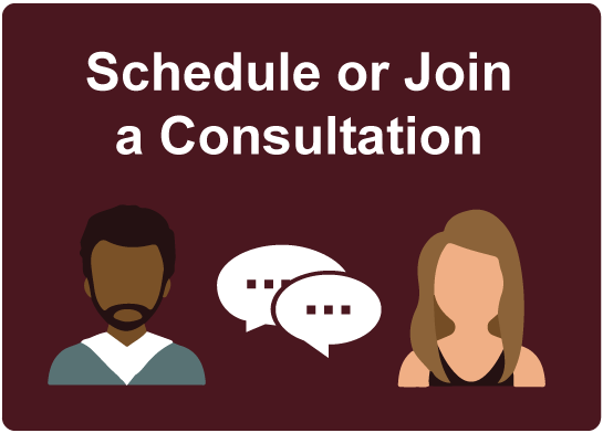 Click here to schedule or join a consultation